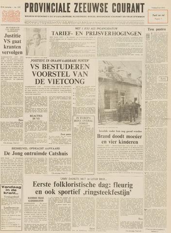 Provinciale Zeeuwse Courant 1971-07-02
