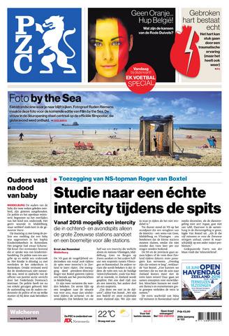 Provinciale Zeeuwse Courant 2016-06-08