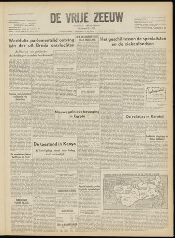 de Vrije Zeeuw 1953-01-12