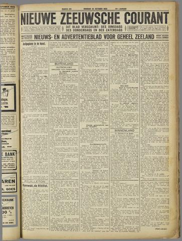 Nieuwe Zeeuwsche Courant 1923-10-23