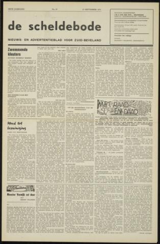 Scheldebode 1971-09-17