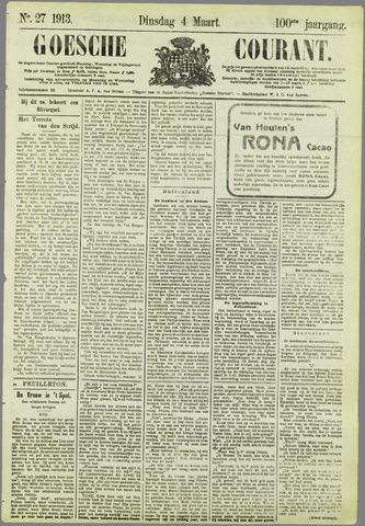 Goessche Courant 1913-03-04