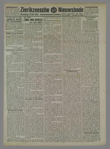 Zierikzeesche Nieuwsbode 1934-05-16