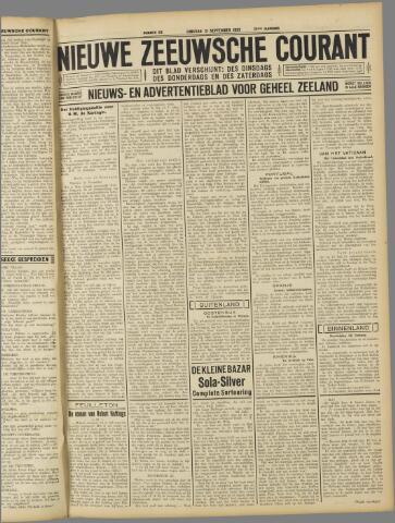 Nieuwe Zeeuwsche Courant 1933-09-12
