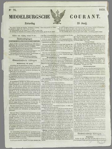 Middelburgsche Courant 1859-06-25