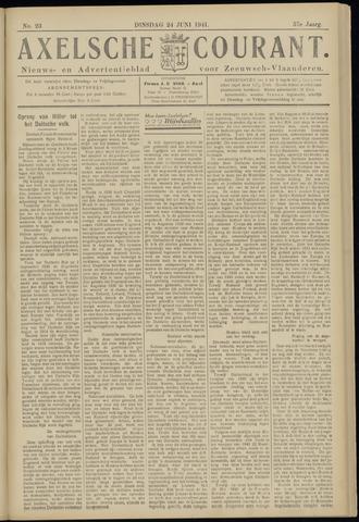 Axelsche Courant 1941-06-24