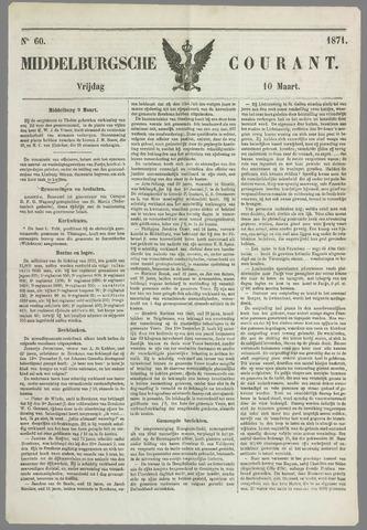 Middelburgsche Courant 1871-03-10
