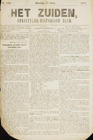 Het Zuiden, Christelijk-historisch blad 1877-06-26