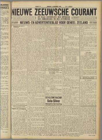 Nieuwe Zeeuwsche Courant 1933-12-12