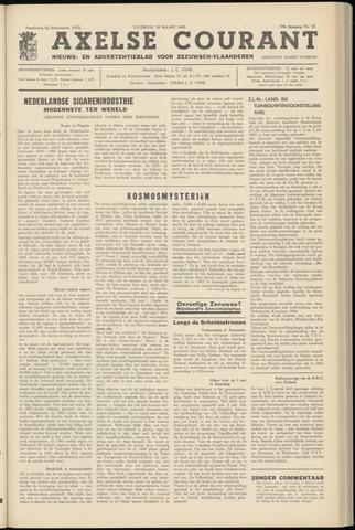 Axelsche Courant 1965-03-20