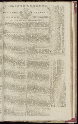 Middelburgsche Courant 1795-11-19