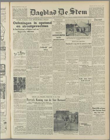 de Stem 1949-07-22