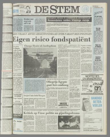 de Stem 1986-08-11