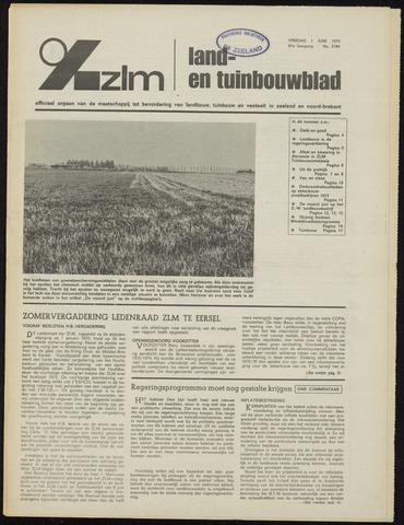 Zeeuwsch landbouwblad ... ZLM land- en tuinbouwblad 1973-06-01