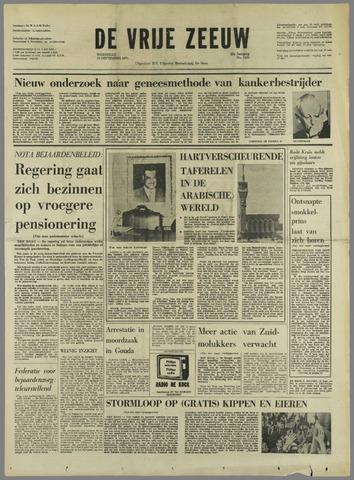 de Vrije Zeeuw 1970-09-30