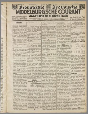 Middelburgsche Courant 1933-05-02