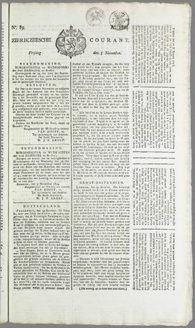 Zierikzeesche Courant 1824-11-05