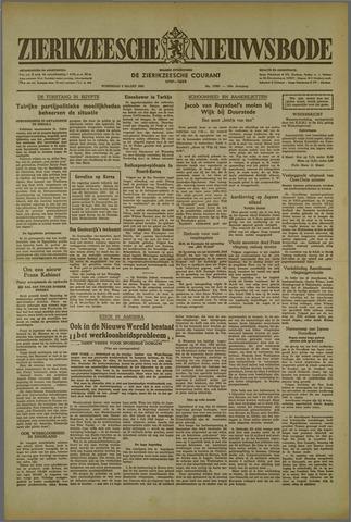 Zierikzeesche Nieuwsbode 1952-03-05