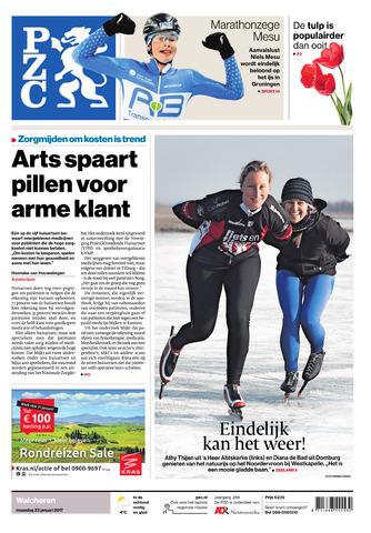 Provinciale Zeeuwse Courant 2017-01-23