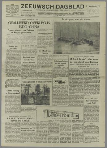 Zeeuwsch Dagblad 1954-02-10