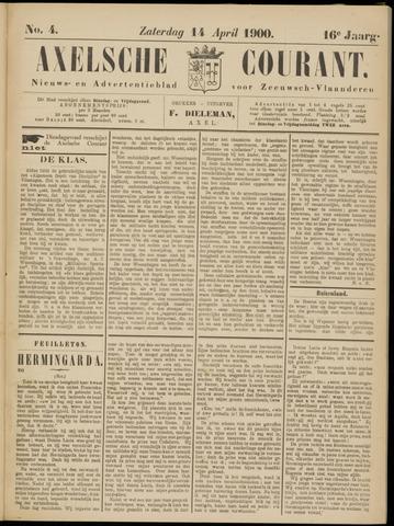 Axelsche Courant 1900-04-14