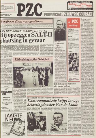 Provinciale Zeeuwse Courant 1985-06-07