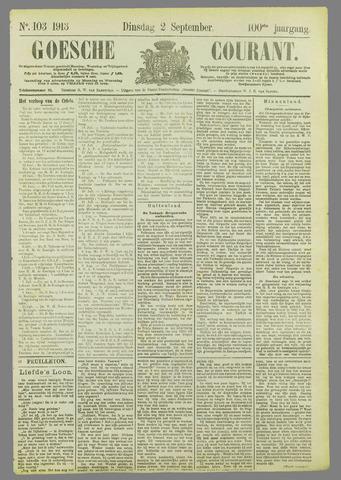 Goessche Courant 1913-09-02