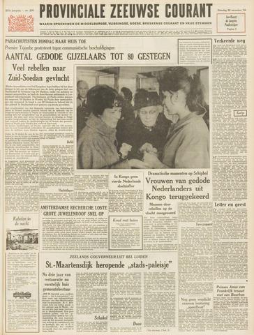Provinciale Zeeuwse Courant 1964-11-28