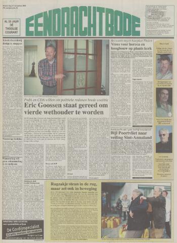Eendrachtbode (1945-heden)/Mededeelingenblad voor het eiland Tholen (1944/45) 2003-11-13