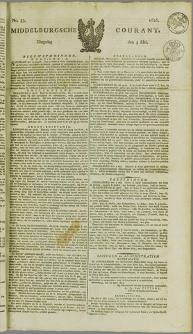 Middelburgsche Courant 1825-05-03
