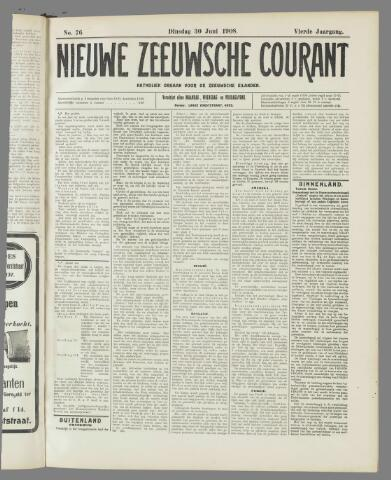 Nieuwe Zeeuwsche Courant 1908-06-30