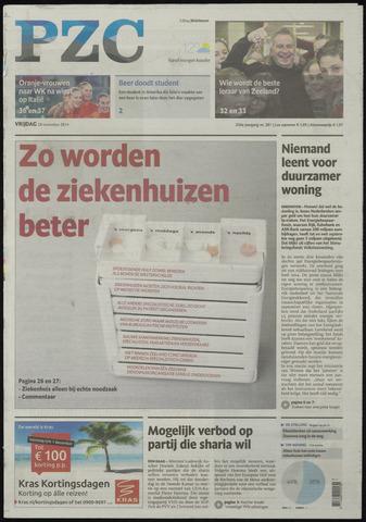 Provinciale Zeeuwse Courant 2014-11-28