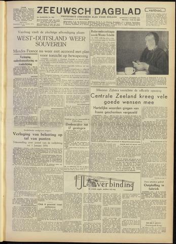 Zeeuwsch Dagblad 1954-10-02