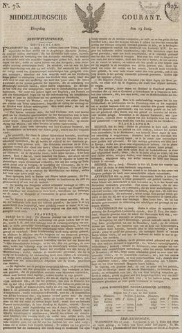 Middelburgsche Courant 1827-06-19