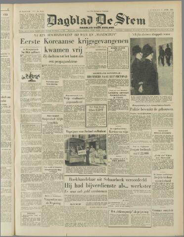 de Stem 1953-04-21
