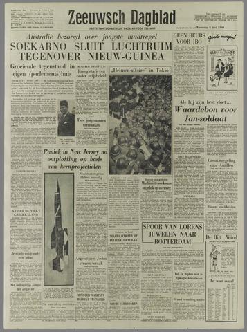 Zeeuwsch Dagblad 1960-06-08