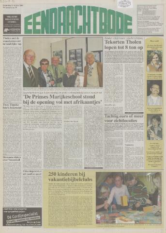 Eendrachtbode (1945-heden)/Mededeelingenblad voor het eiland Tholen (1944/45) 2003-10-23