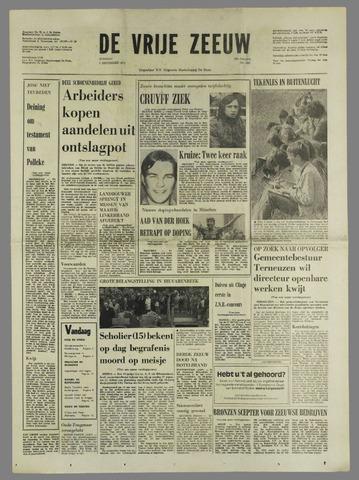 de Vrije Zeeuw 1972-09-05
