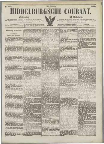 Middelburgsche Courant 1899-10-21