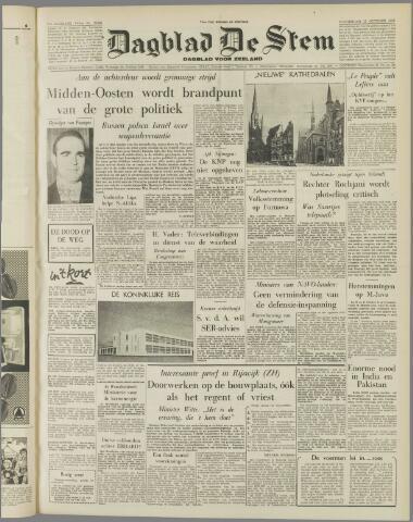de Stem 1955-10-13