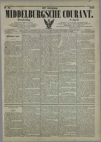 Middelburgsche Courant 1893-04-06