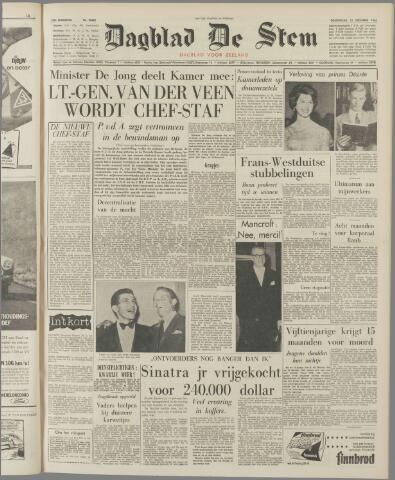 de Stem 1963-12-12