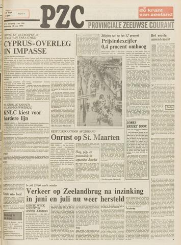 Provinciale Zeeuwse Courant 1974-08-14