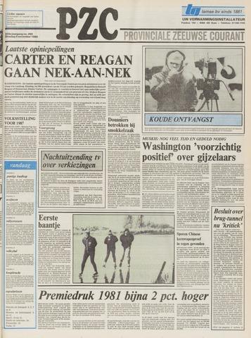 Provinciale Zeeuwse Courant 1980-11-04