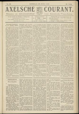 Axelsche Courant 1928-06-19