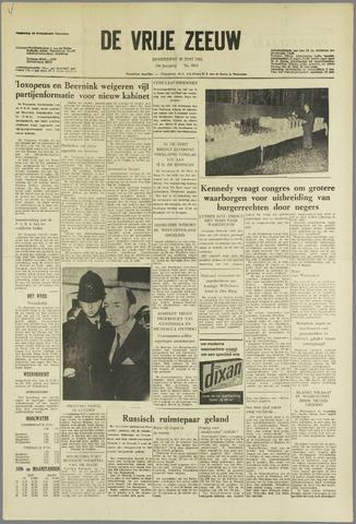 de Vrije Zeeuw 1963-06-20