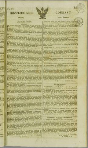Middelburgsche Courant 1825-08-02
