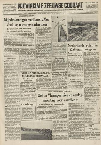 Provinciale Zeeuwse Courant 1956-08-15