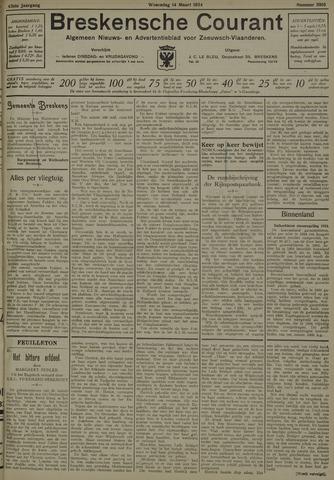 Breskensche Courant 1934-03-14