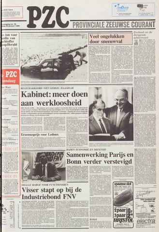 Provinciale Zeeuwse Courant 1988-01-23